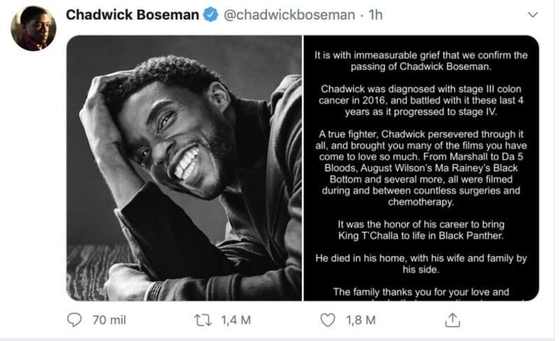 En memoria de Chadwick Boseman, protagonista de Black Panther - 3-chadwick-boseman