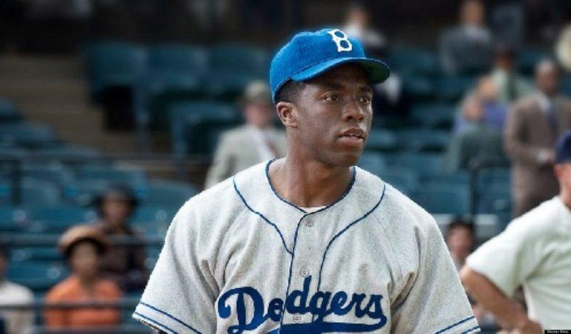 En memoria de Chadwick Boseman, protagonista de Black Panther - 4-chadwick-boseman-42-jackie-robinson-movie-1
