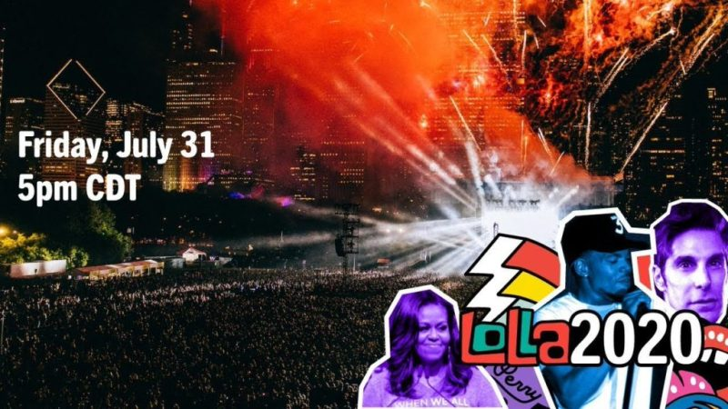 Lollapalooza 2020: festival virtual - lolla2020