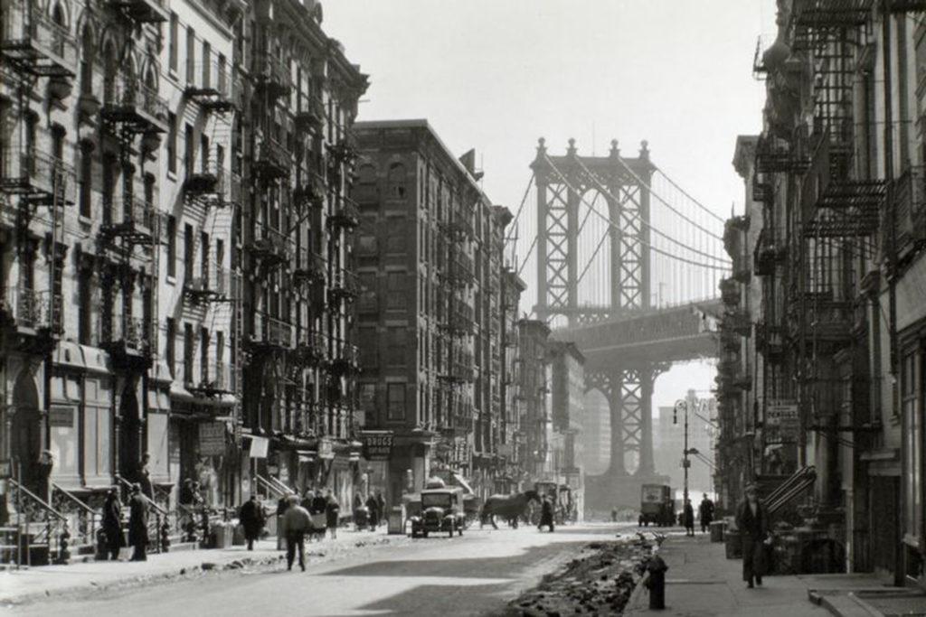 Hot Travel Series: Nueva York 1911-1993 - new york-trend-fall-vintage