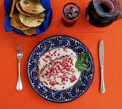 Los mejores chiles en nogada para pedir a casa en la CDMX - el-bajio-los-mejores-chiles-en-nogada-para-pedir-a-casa