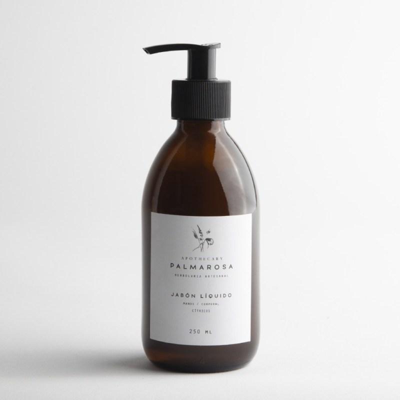 Beauty routine essentials: cuida y consiente tu piel todos los días - jabon-liquido-de-lavanda-de-palmarosa-beauty-routine-essentials