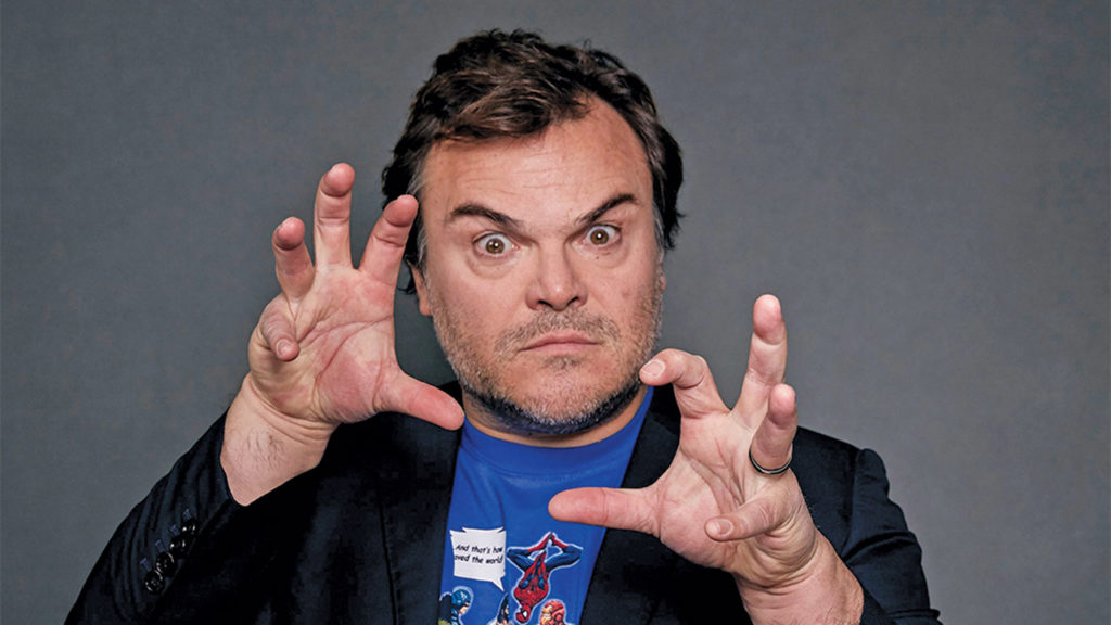 Fun facts de Jack Black que probablemente no conocías - portada Fun Facts sobre Jack Black que probablemente no sabías.