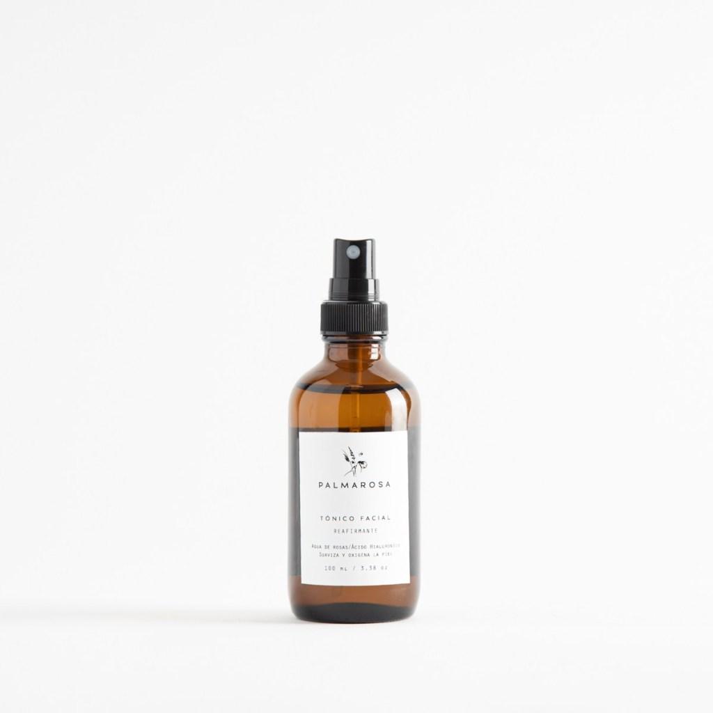 Beauty routine essentials: cuida y consiente tu piel todos los días - tonico-facial-reafirmante-palmarosa-beauty-routine-essentials