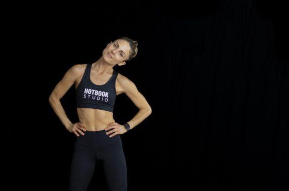 Sersana Blast, Un boost de ejercicio en Hotbook Studio