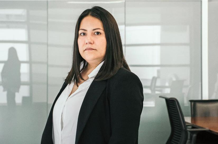Araceli Contreras: sin frenos para crecer - Portada