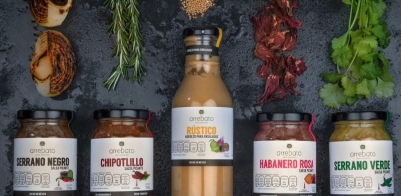 Conoce Arrebato, una deliciosa explosión de sabores artesanales - conoce-arrebato-una-deliciosa-explosion-de-sabores-artesanales-google-salsa-gastronomia-foodie-instagram-tiktok-zoom-online-clases-comida-recetas-hotbook-arrebato-google-amazon-1