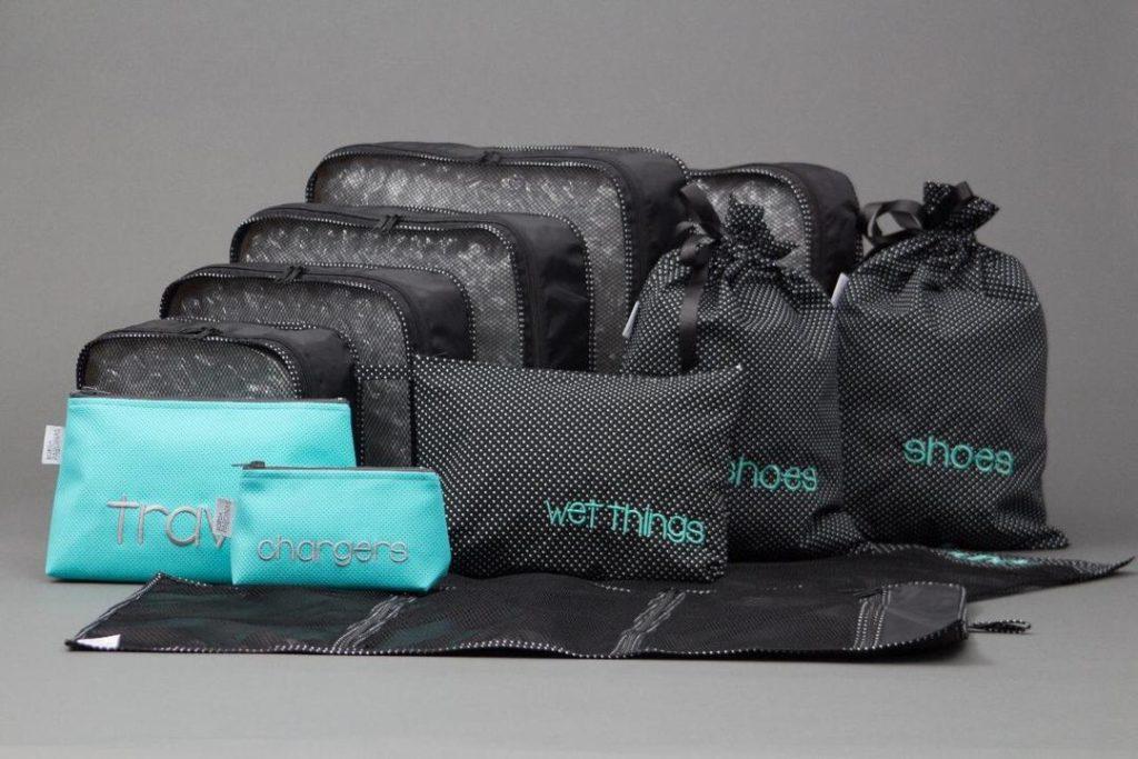 Borda Pardinas, el arte de empacar - Portada El arte de saber empacar.  Borda Pardinas
