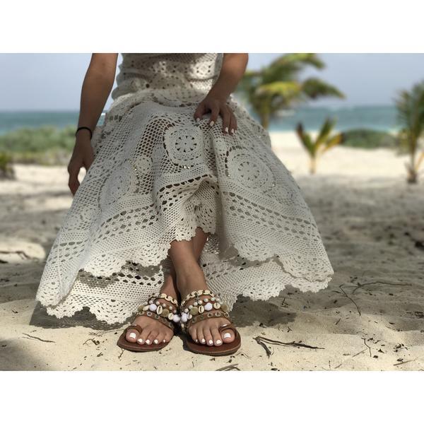 Kiki Boho: moda artesanal - sandals-boho