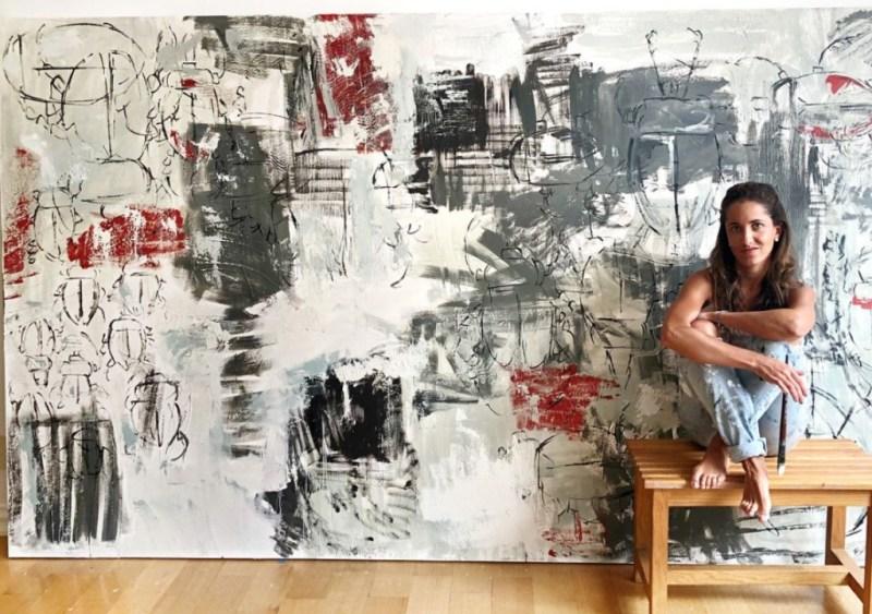 Andrea Kalb, mucho más que un lienzo - andrea-kalb-una-artista-mexicana-que-no-puedes-dejar-de-conocer-andrea-kalb_-mucho-mas-que-un-lienzo-arte-google-amazon-pintora-artista-mexicana-google-artista-art-foto-google-buen-fin-4