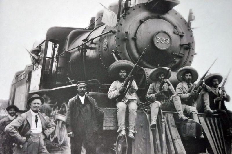 ¡Mexicanos de fiesta! 10 facts que no conocías de la Revolución Mexicana - ferrocarril-mexicanos-de-fiesta-10-facts-que-no-sabias-de-la-revolucion-mexicana