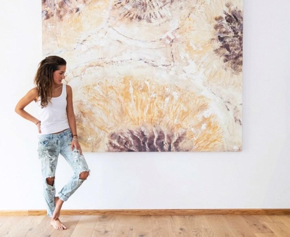 Andrea Kalb, mucho más que un lienzo - Portada Andrea Kalb una artista mexicana que no puedes dejar de conocer Andrea Kalb_ mucho más que un lienzo arte google amazon pintora artista mexicana google artista art foto google buen fin