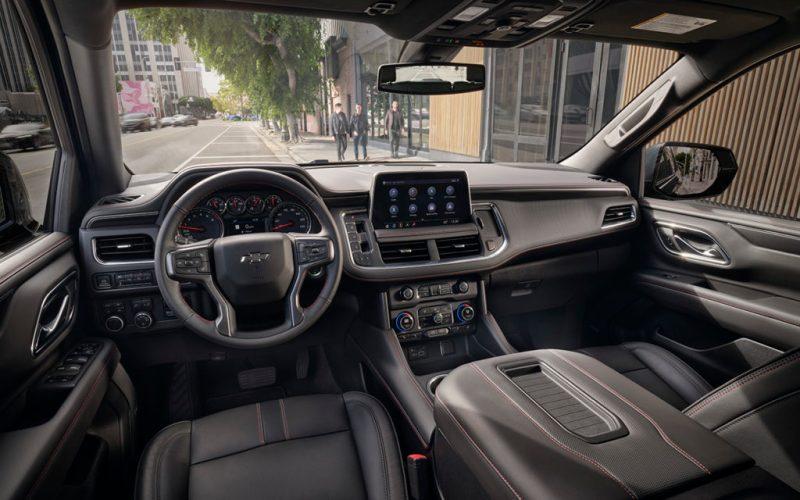 Tahoe 2021: Una SUV de magnitud - tahoe-in-1