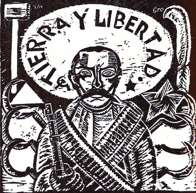 ¡Mexicanos de fiesta! 10 facts que no conocías de la Revolución Mexicana - tierra-y-libertad-mexicanos-de-fiesta-10-facts-que-no-sabias-de-la-revolucion-mexicana