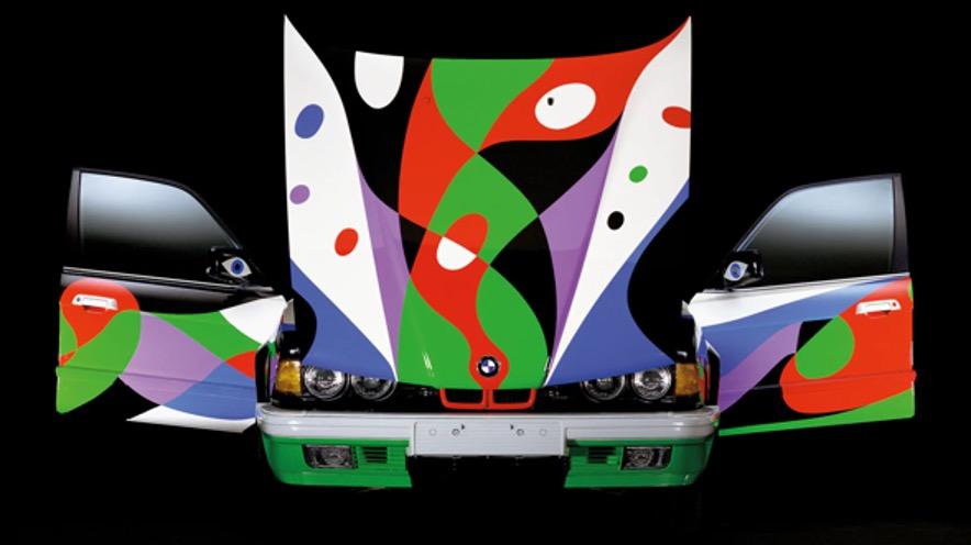 Los 19 BMW art cars más icónicos de la historia - 10-art-cars