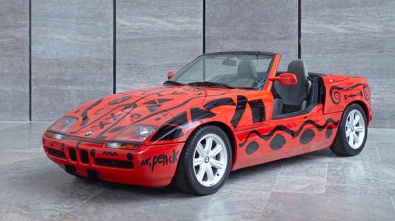 Los 19 BMW art cars más icónicos de la historia - 11-art-cars