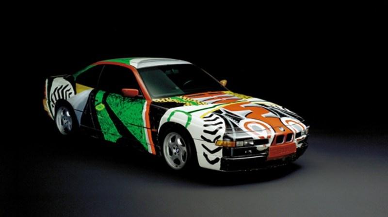 Los 19 BMW art cars más icónicos de la historia - 14-art-cars