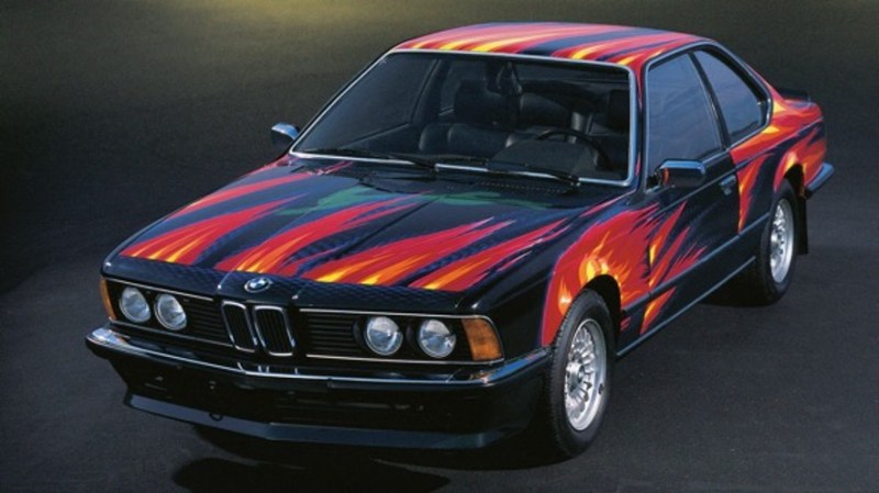 Los 19 BMW art cars más icónicos de la historia - 5-art-cars