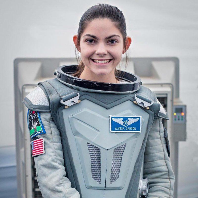 Alyssa Carson, la primera joven astronauta que viajará a Marte en 2030 - foto-3-nasa-alyssa-carson-la-primera-joven-astronauta-que-viajara-a-marte-en-2030-foto-3-nasa-alyssa-carson-la-primera-joven-astronauta-que-viajara-a-marte-en-2030