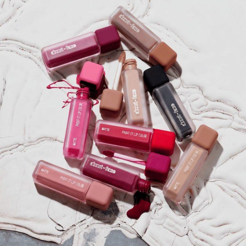 Let's talk beauty! 12 celebridades que crearon exitosos negocios de maquillaje - halsey-about-face-12-celebridades-que-crearon-negocios-exitosos-de-maquillaje-kylie-cosmetics-dogecoin-dia-mundial-contra-el-cancer-qatar-mario-marin-napoli-daddy-tankee-nico-golden-glob