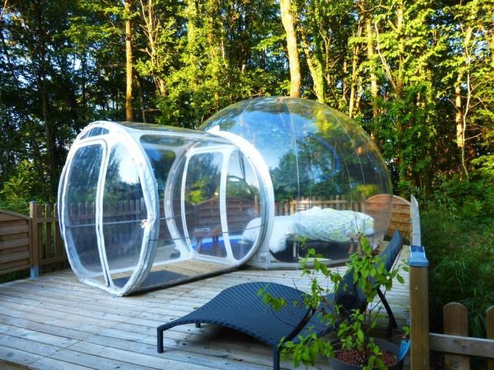 Los 10 Airbnb rentals más inusuales y exclusivos de todo el mundo - dentro-de-la-burbuja-en-dournazac-limousin-francia-los-10-rentals-de-airbnb-mas-inusuales-y-exclusivos-de-todo-el-mundo