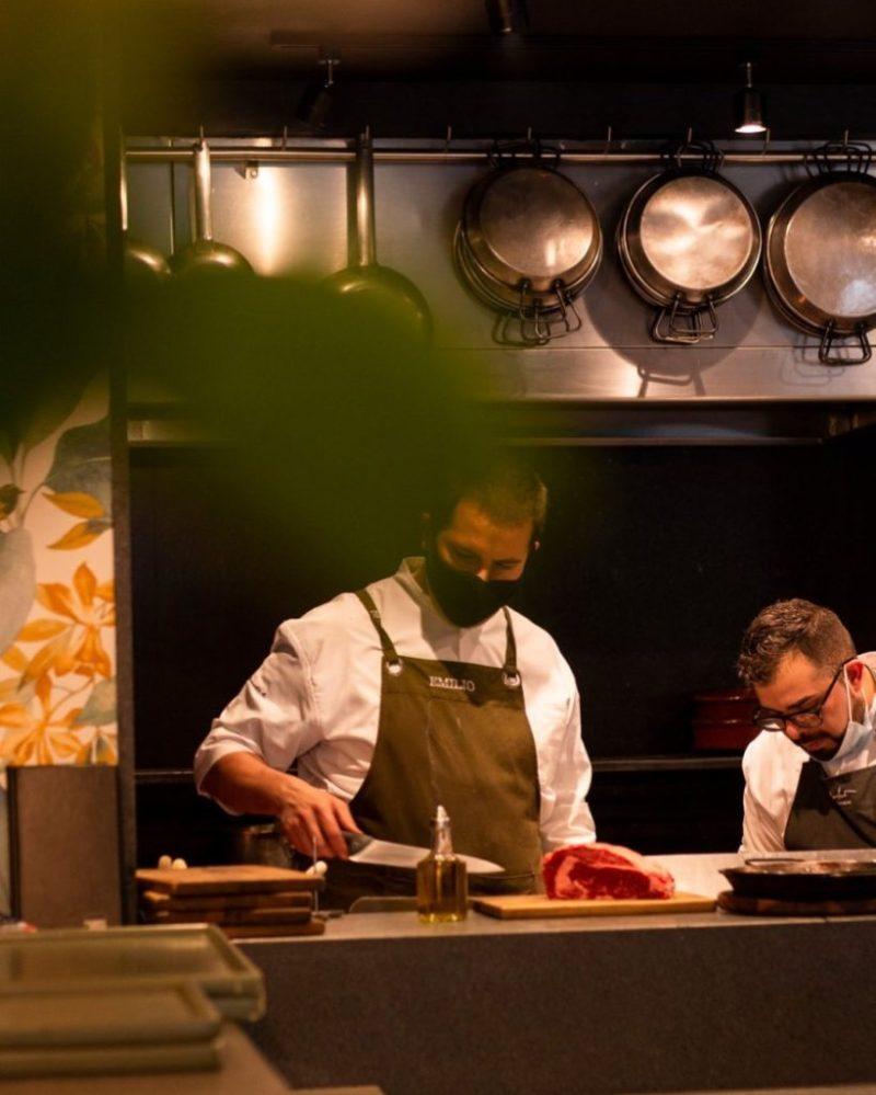 Emilio de Grupo Carolo, un restaurante vasco en el corazón de Polanco - emilio-chefd