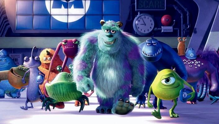 10 detalles que probablemente no habías notado en la película Monsters, Inc.