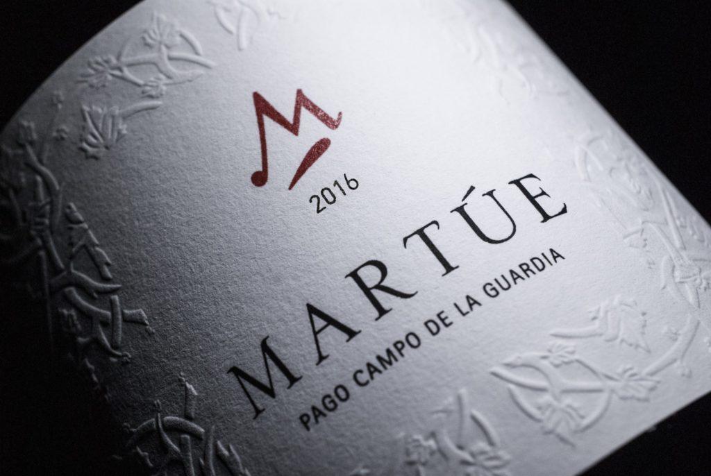 Un vino con las calificaciones más altas: Martúe llega a México