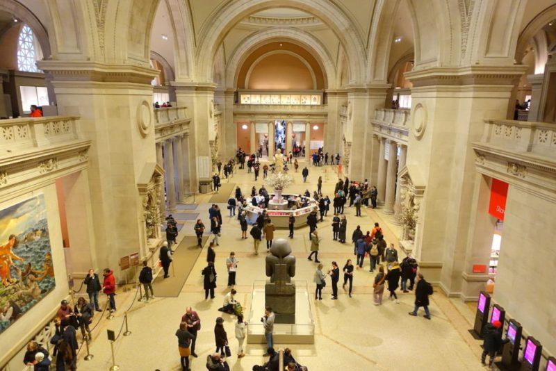 6 fun facts que no sabías del aclamado Metropolitan Museum of Art en Nueva York - foto-6