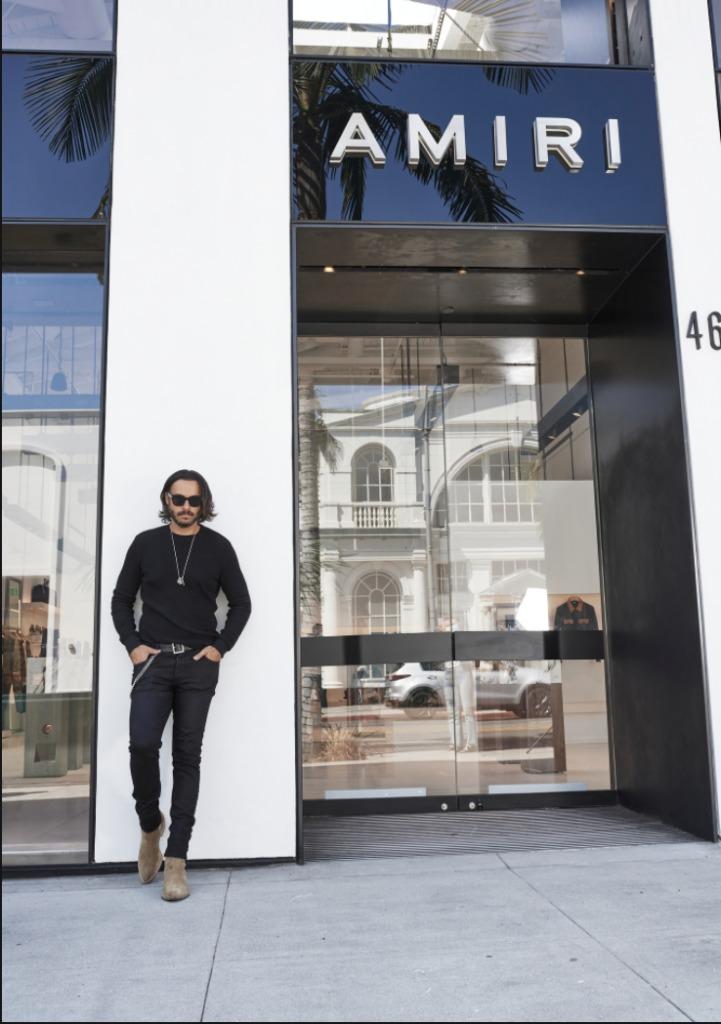 Mike Amiri, el diseñador más prometedor del 2021 - mike-amiri-fashion-menswear-3