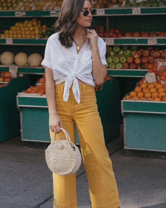 Wear your whites: tips para estilizar una camisa blanca - wear-your-whites-tips-para-estilizar-una-camisa-blanca-fashion-moda-outfits-dia-del-libro-7