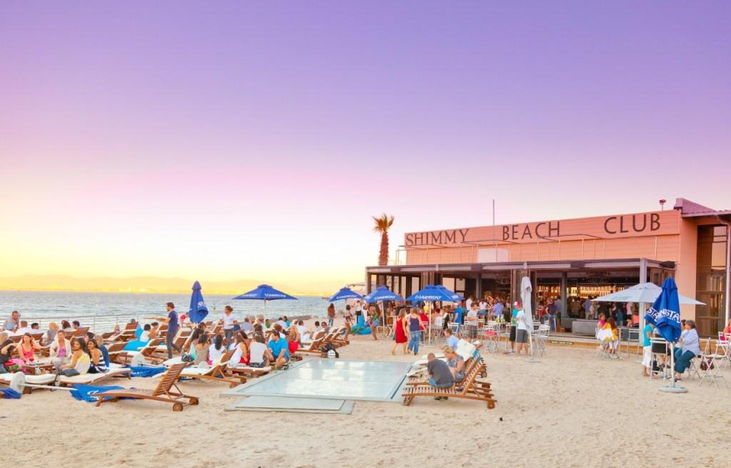 BEACH BARS EN EL MUNDO