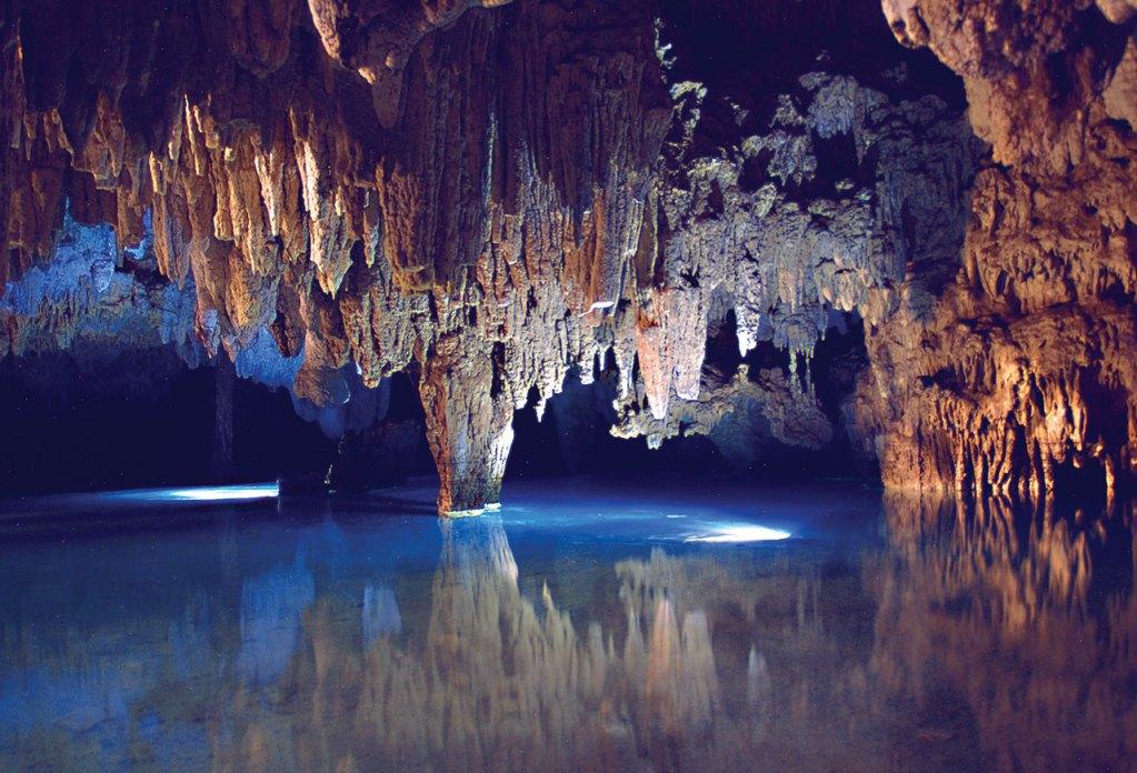 Cenotes LabnaHa, el viejo templo en el agua