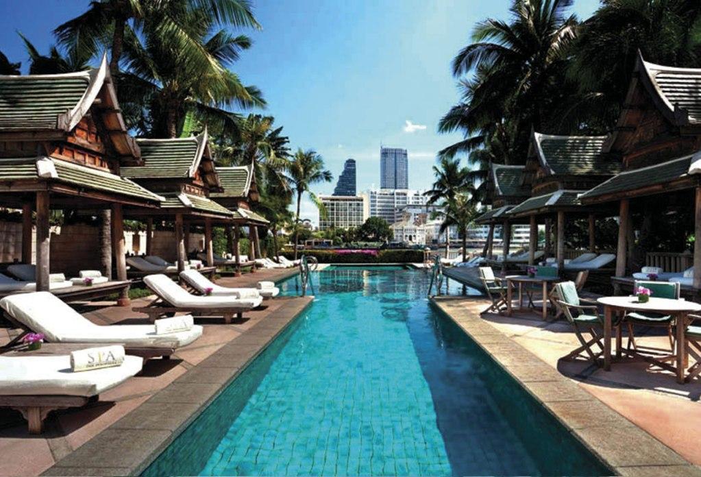 The Peninsula, Bangkok