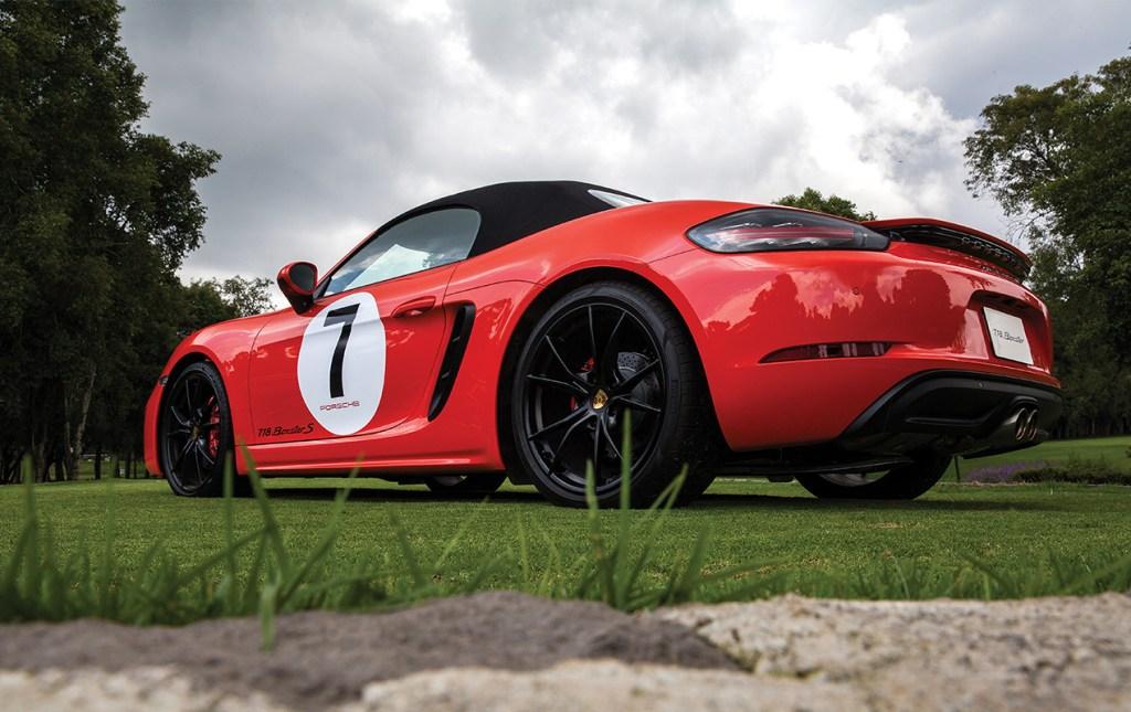 Porsche 718 Boxster y 718 Boxster S: Una experiencia única