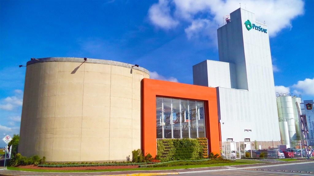 PetStar: La planta de reciclaje de PET Grado Alimenticio más grande del mundo.