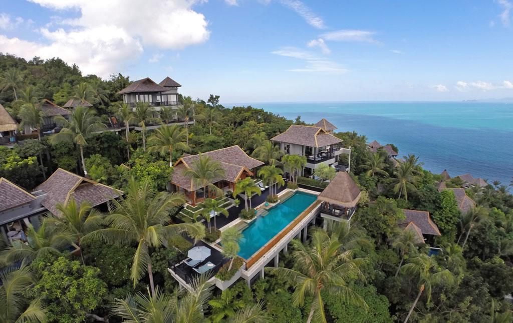 Four Seasons Resort Koh Samui en Tailandia