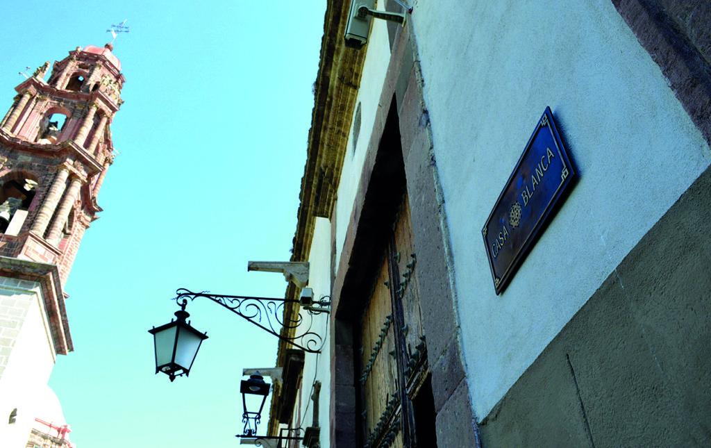 Casa Blanca 7, una experiencia marroquí en San Miguel de Allende