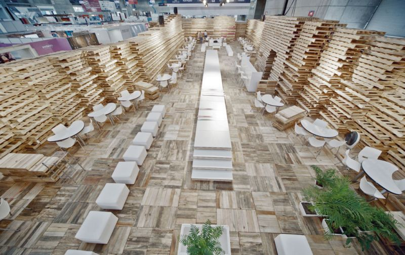 Arroyo Solís Agraz, firma mexicana de arquitectura y diseño - palellin-pallets