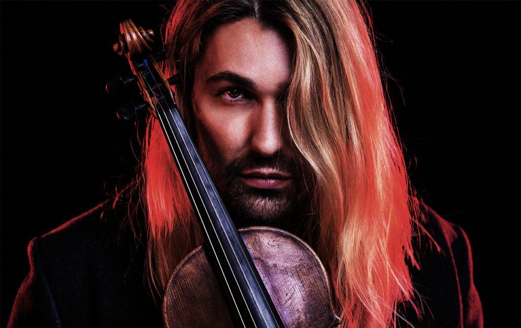David Garrett, el violinista más rápido del mundo