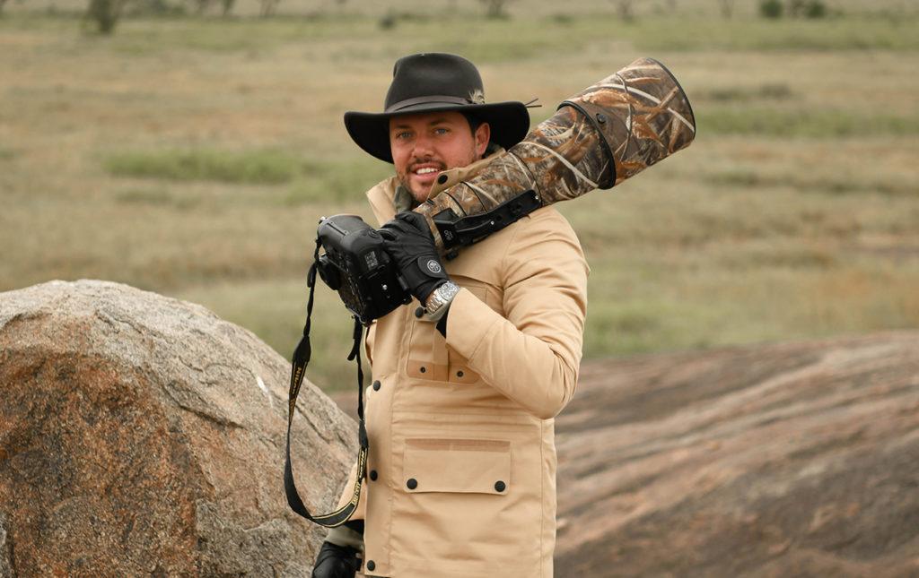 Diego Rodríguez: el fotógrafo que captura momentos en la naturaleza