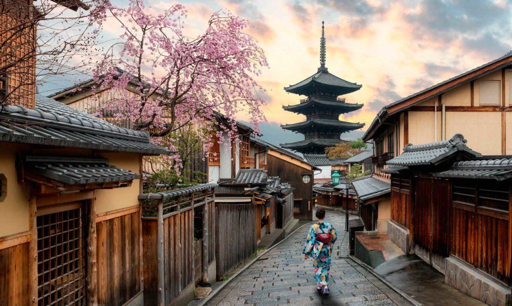 Guía para visitar Kioto