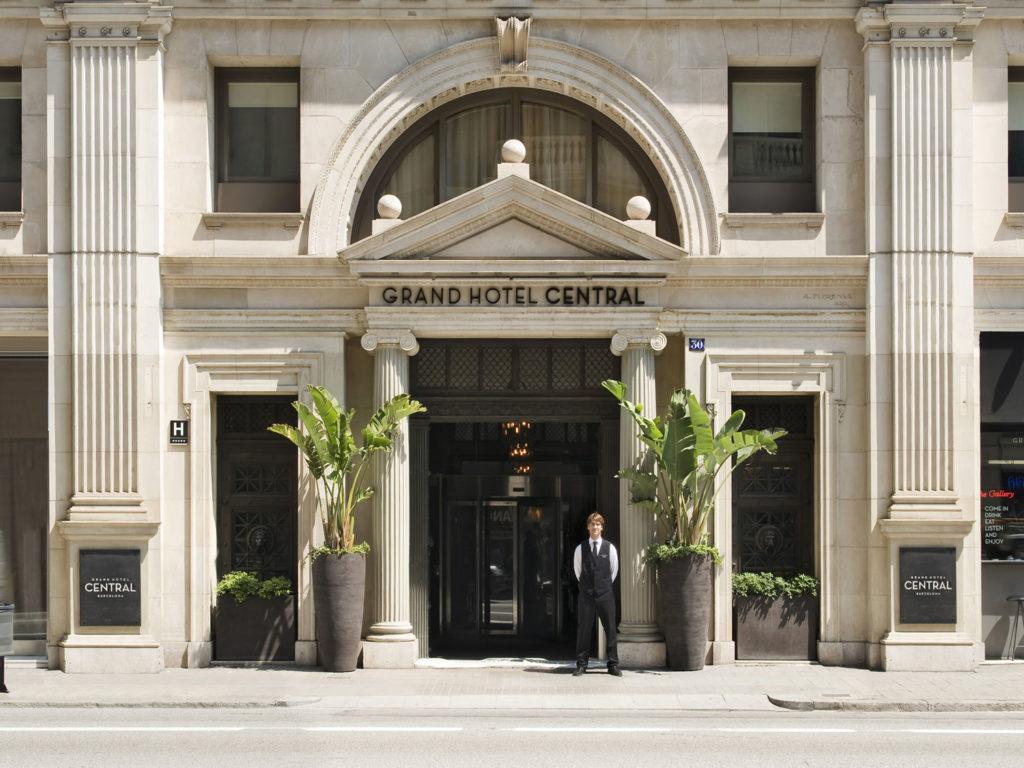 El Grand Hotel Central de Barcelona