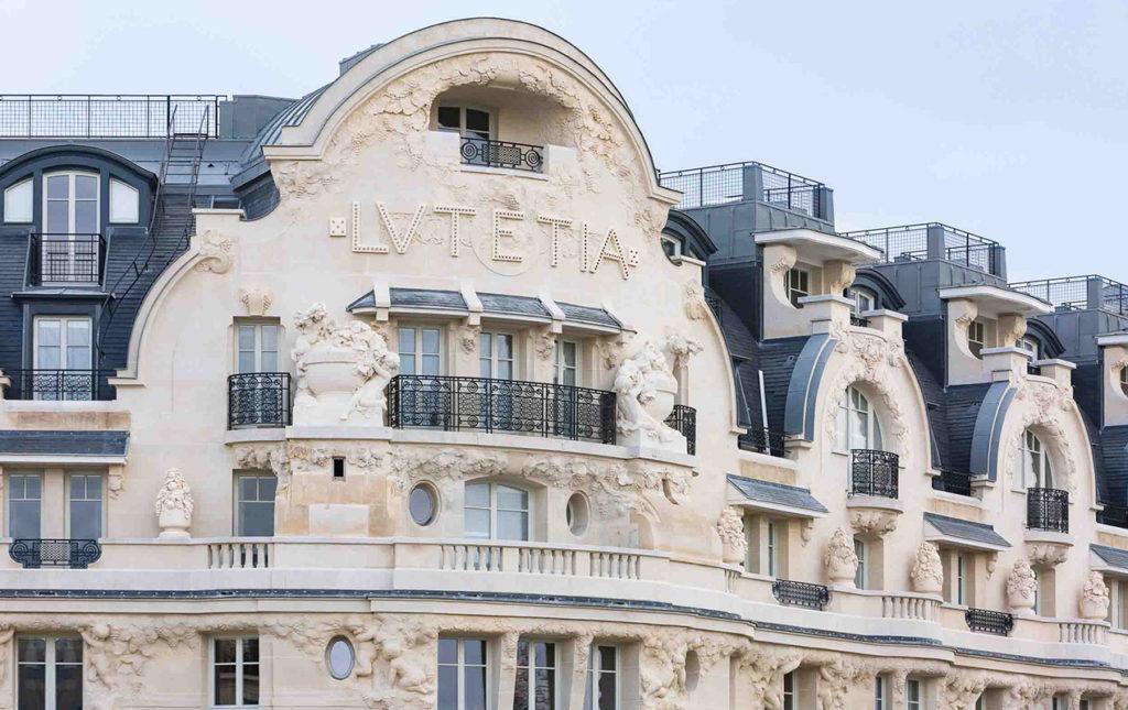 Lutetia, el mítico hotel de París