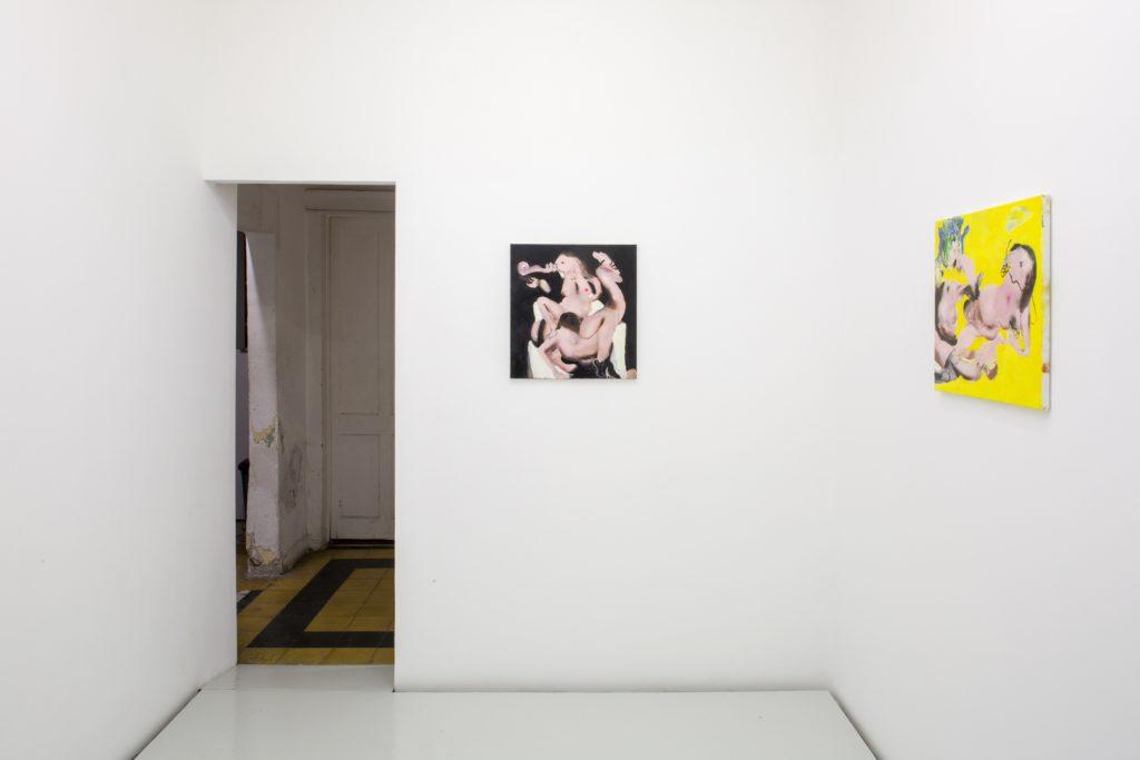 Lulu: nueve metros cuadrados de arte