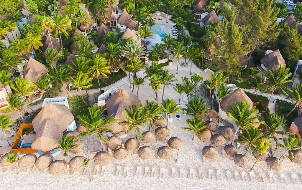 Mahekal Beach Resort, un paraíso en el Caribe mexicano