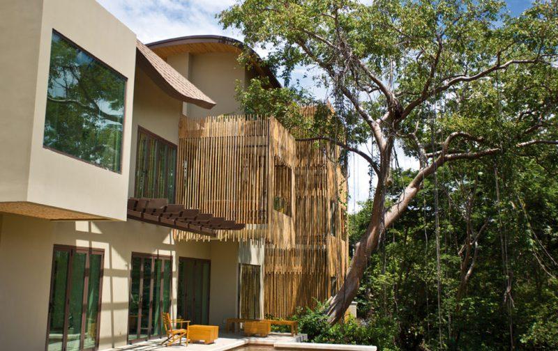 Andaz Costa Rica Resort, hotelería de lujo en la Península Papagayo - terraza-suite-resort-arbol-puerto-rico