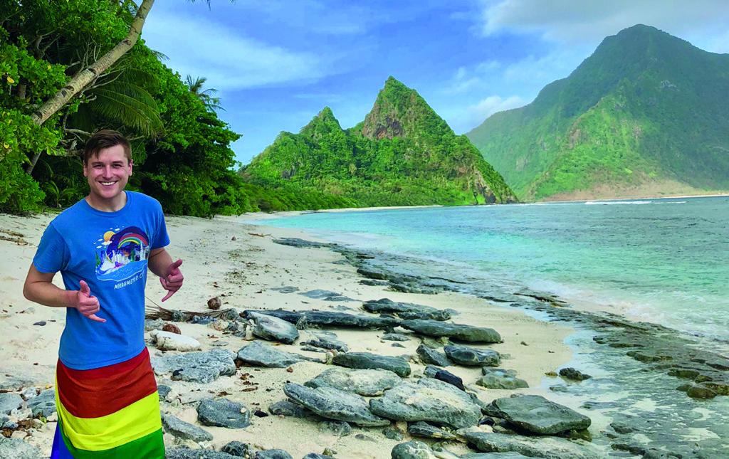 Mikah Meyer, tres años de road trip por los parques nacionales de EEUU