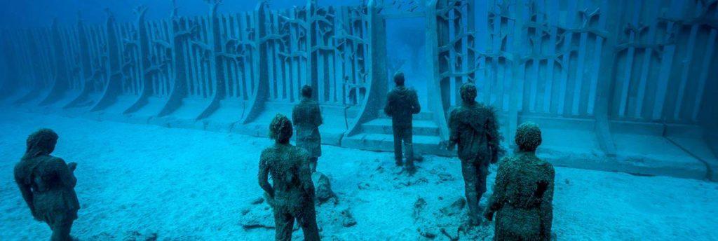 Los museos subacuáticos más cool del mundo