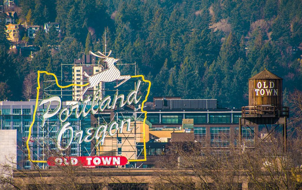 Portland: riquísima rareza